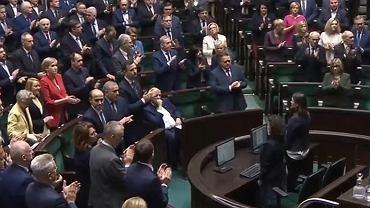 Sejm przyjął uchwałę dot. wypowiedzi rosyjskich polityków