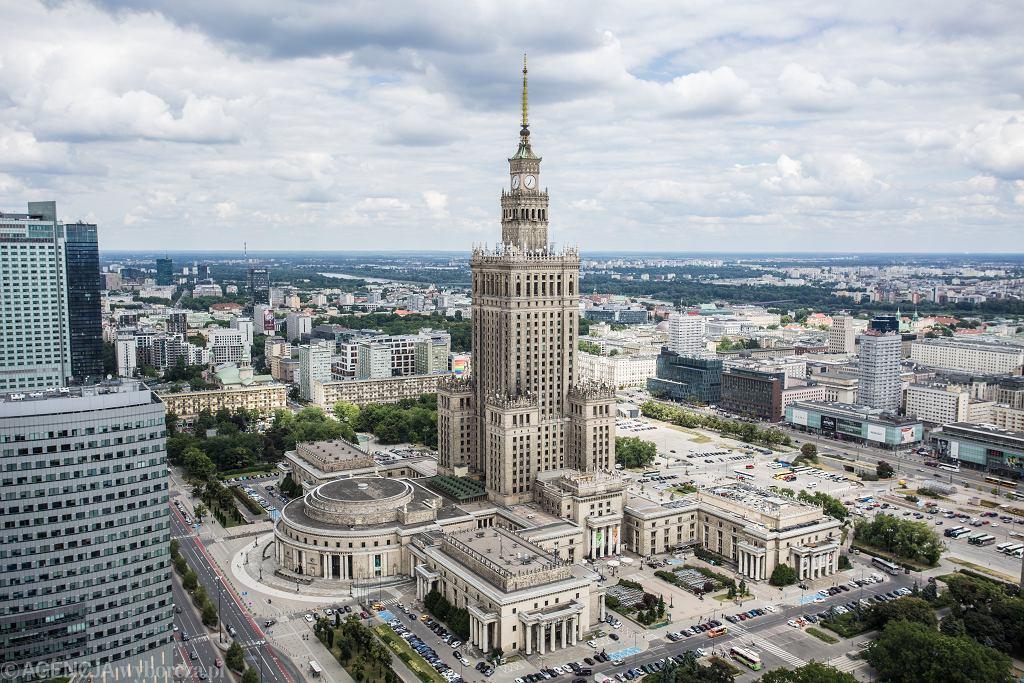 Rusza pierwszy proces za dziką reprywatyzację w Warszawie. Chodzi m.in. o działkę przy Pałacu Kultury