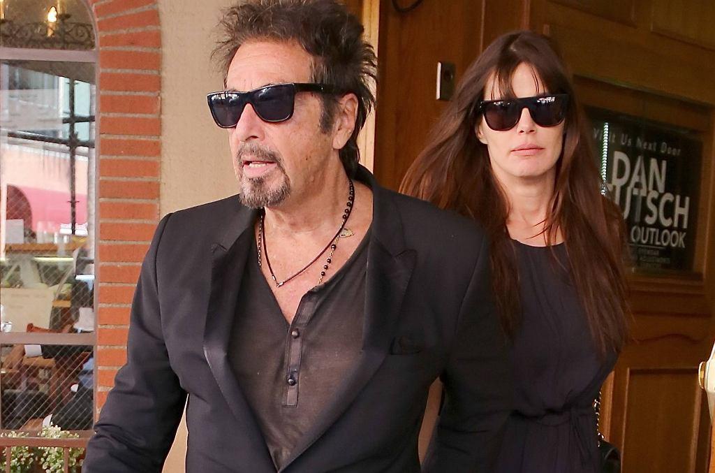 Al Pacino należy jeszcze do tego grona gwiazd, które wolą być znane ze swoich dokonań, a nie z