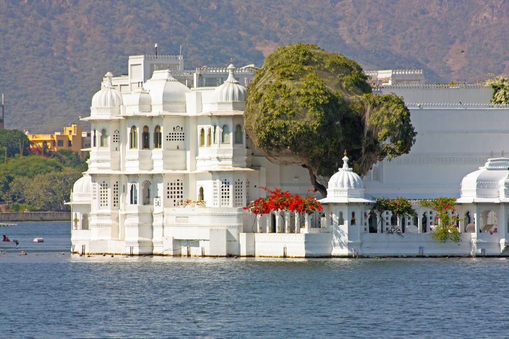 Lake Palace, Udajpur, Indie / fot. Shutterstock