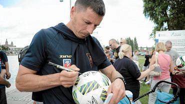 Maciej Musiał jest asystentem Kazimierza Moskala