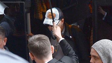 Johnny Depp i Hollywood Vampires przyjechali do Warszawy