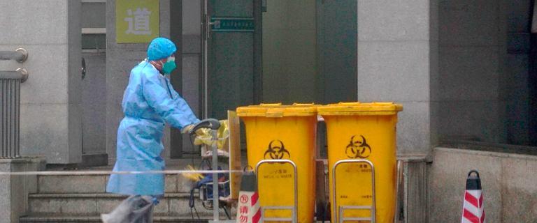 MSZ wydało komunikat w sprawie zagrożenia koronawirusem z Wuhan
