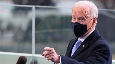 Joe Biden, nowy prezydent USA.