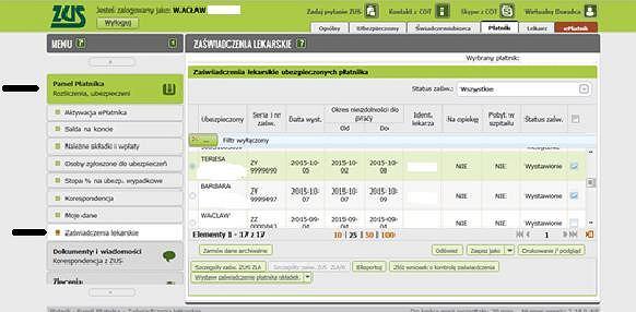 Kompleksowy System Informatyczny (KSI) ZUS