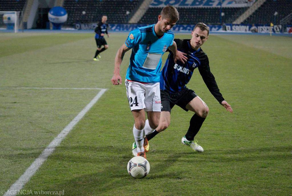 Zawisza pokonał 3:1 Sandecję Nowy Sącz