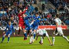 Lech pokonał Lechię. Mecz w Poznaniu przerwany na kilkanaście minut