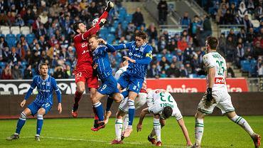 Lech Poznań - Lechia Gdańsk 2:0. Thomas Rogne, Dusan Kuciak