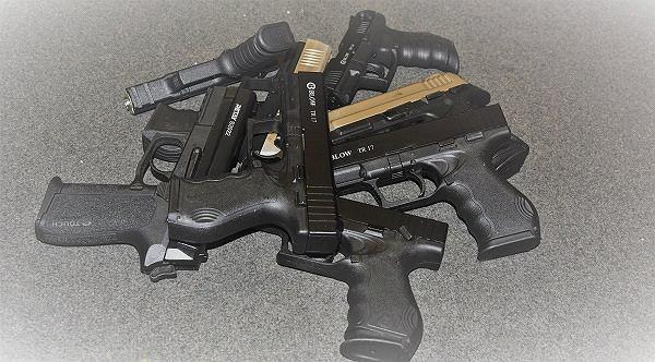 Broń, którą kupił obywatel Izraela