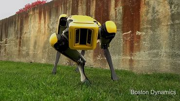 SpotMini od Boston Dynamics