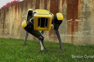 Boston Dynamics pokazuje komercyjną wersję robota. SpotMini przypomina psa