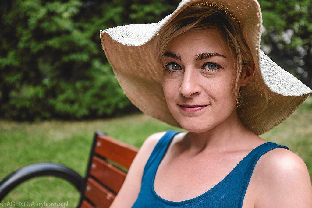 Małgorzata Halber / JEDRZEJ NOWICKI