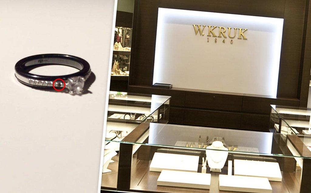 Pan Przemek długo nie zapomni przygody z polskim producentem biżuterii