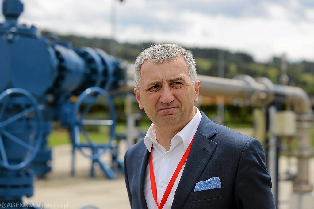 Prezes Tauronu Wojciech Ignacok zrezygnował ze swojej funkcji