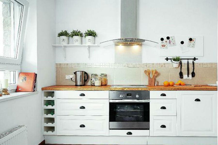 Dodatki do małej kuchni