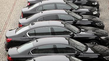 Prawie 4,5 miliona złotych - tyle Służba Ochrony Panśtwa wyda na nowe limuzyny