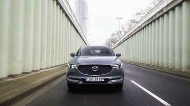Mazda CX-5 po faceliftingu, 2.9 194 KM