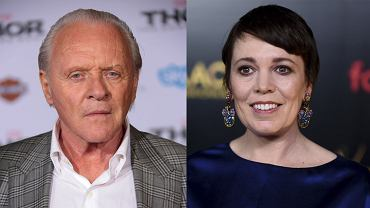 Anthony Hopkins i Olivia Colman