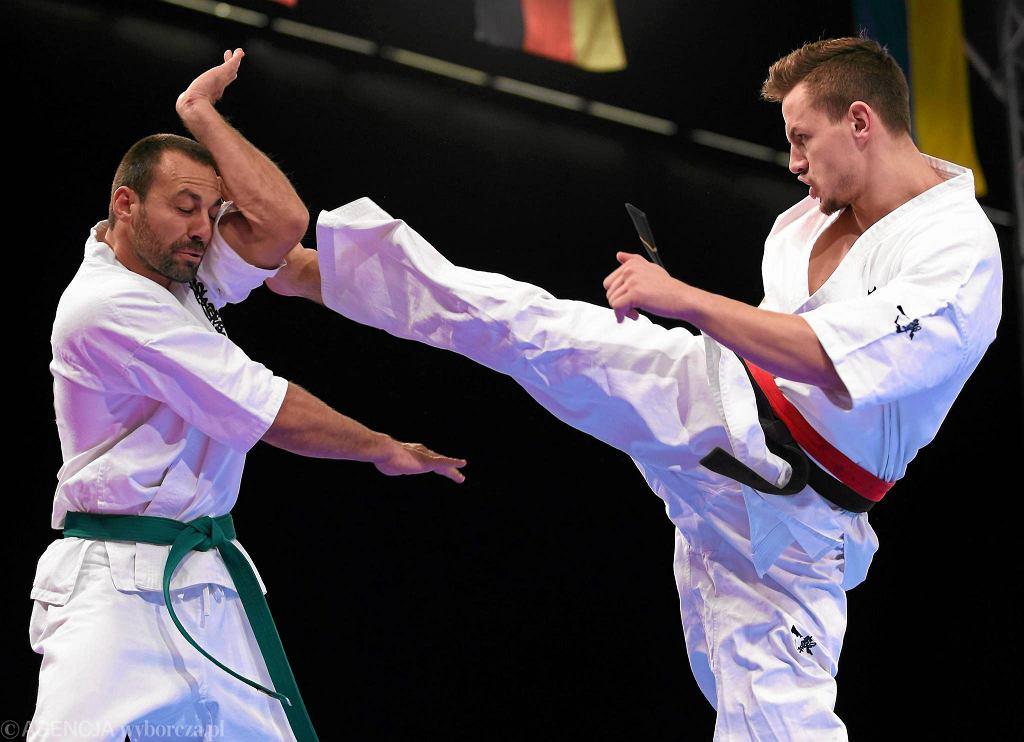 Karate to jedna z dyscyplin World Games 2017