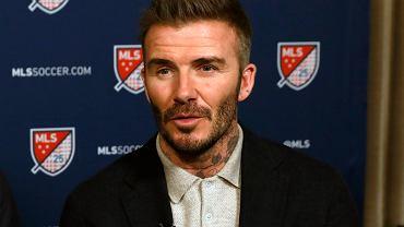 Oficjalnie: Beckham ściągnął do swojego klubu byłego piłkarza Arsenalu