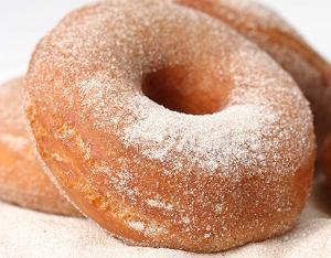 Amerykańskie pączki z dziurką (Doughnuts)