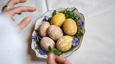 Pisanki wielkanocne - wzory, które warto wykorzystać, ozdabiając jajka