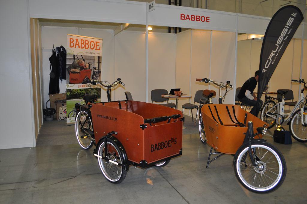 Klasyczne holenderskie rowery towarowe w końcu w Polsce