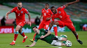 Irlandia w szoku po porażce ze słabeuszem.