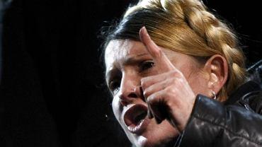 Julia Tymoszenko nawoływała do siłowego rozprawienia się z Rosjanami