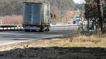 Remont drogi A18. GDDKiA ogłosiła przetarg na jej przebudowę