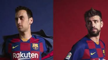 Nowe stroje FC Barcelony