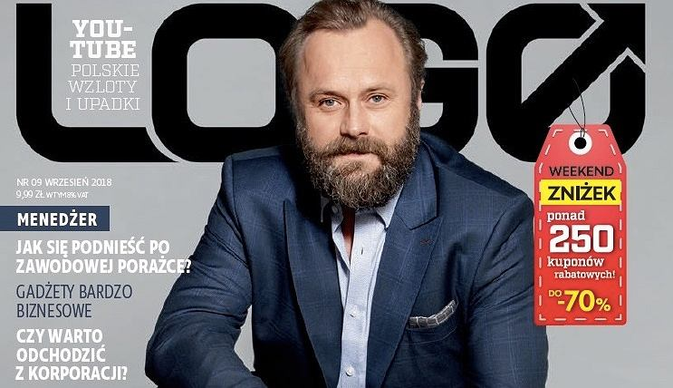 Magazyn LOGO, wrzesień 2018
