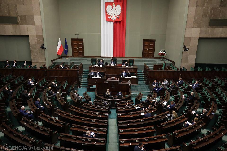 11. posiedzenie Sejmu IX kadencji w czasie epidemii koronawirusa