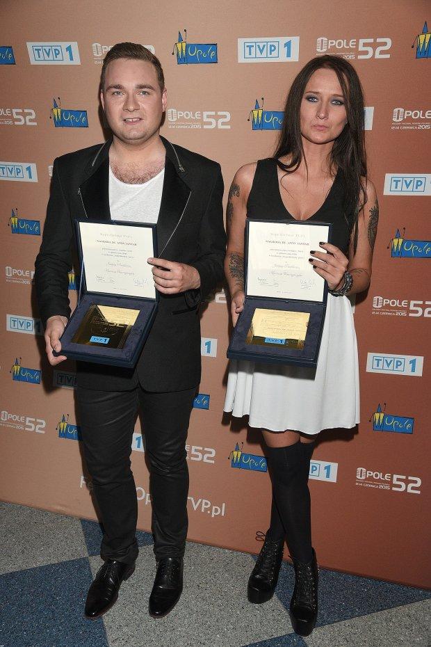 Mariuszem Wawrzyńczak, Justyna Panfilewicz