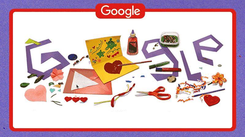 Google Doodle na Dzień Matki