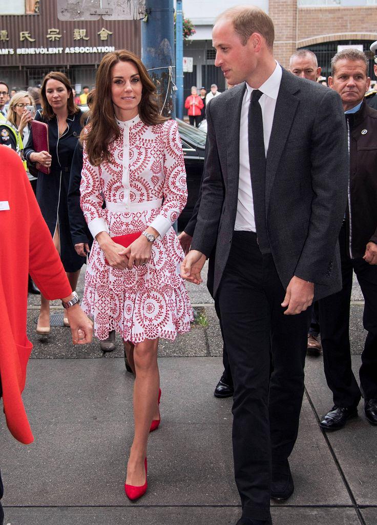 Księżna Kate w Kanadzie