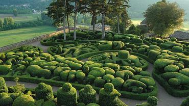 Ogród Marqueyssac we Francji / fot. marqueyssac.com