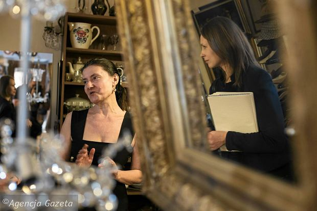 Zdjęcie numer 19 w galerii - Sklep z Zielonej zagrał u Machulskiego. Ekipa była zauroczona [ZDJĘCIA]