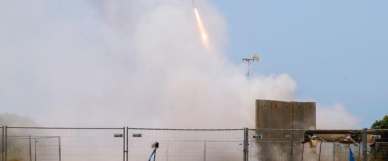 Palestyńczycy testują wytrzymałość Żelaznej Kopuły