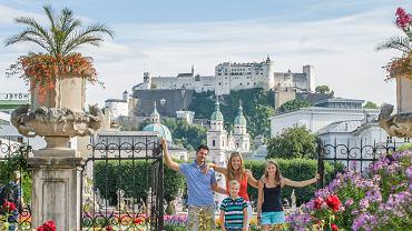 Rodzinne wakacje w Salzburgu