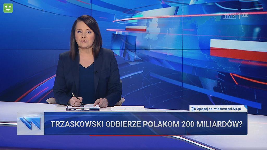 'Wiadomości' TVP z 15.06.2020