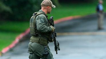 Trzy osoby nie żyją w wyniku strzelaniny w stanie Maryland