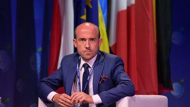 Borys Budka, lider PO