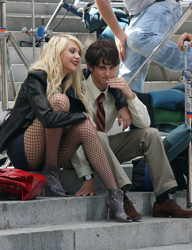 Connor Paolo, Taylor Momsen w 2009 roku