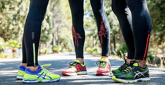 Asics, buty do biegania