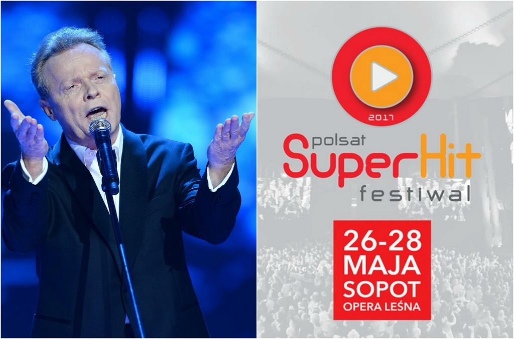 Polsat SuperHit Festiwal 2017, Michał Bajor