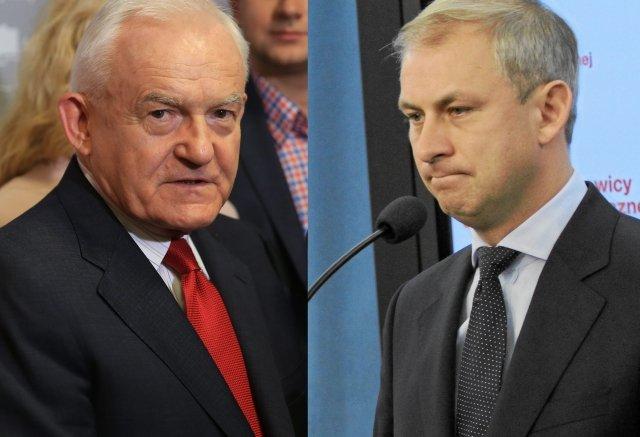 Leszek Miller, Grzegorz Napieralski