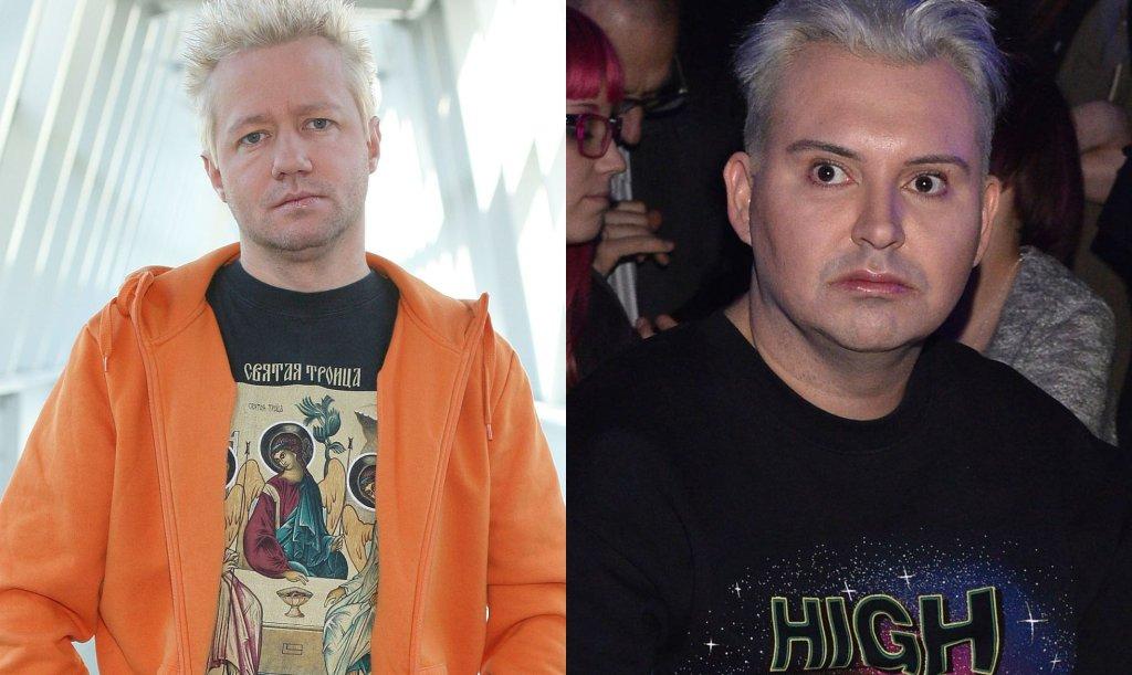 Robert Leszczyński i Michał Witkowski