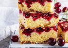 Ciasto z czereśniami - przepis na sezonowy wypiek do ciasta