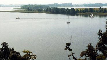 Jezioro Mamry (zdjęcie ilustracyjne)